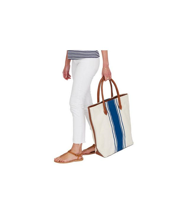 M.D.S. Stripes M.D.S. Signature Tote