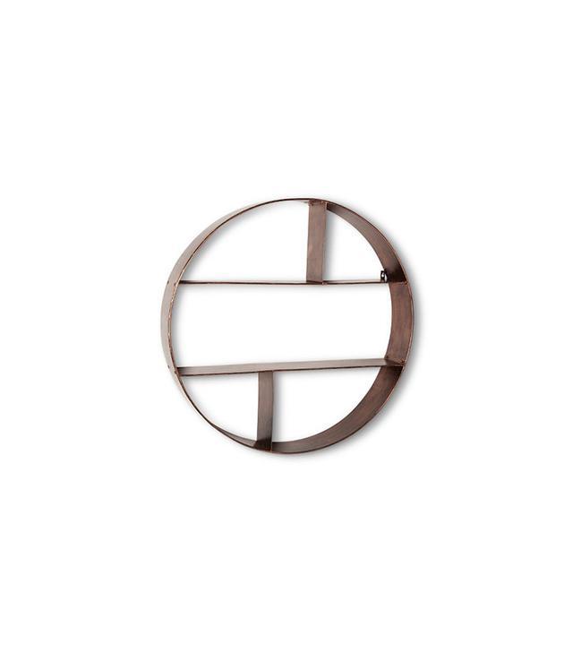Threshold Metal Circle Shelf