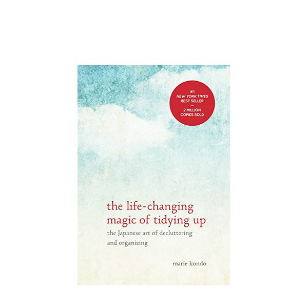 Amazon The Life-Changing Magic of Tidying Up: The Japanese Art of Decluttering and Organising
