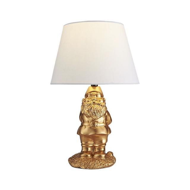 CB2 Gnome Table Lamp