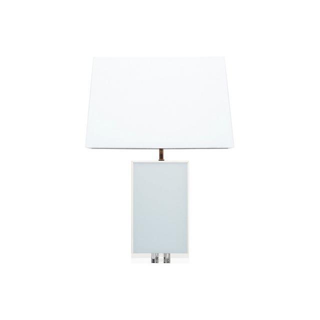 Nate Berkus Acrylic Rectangle Lamp Base