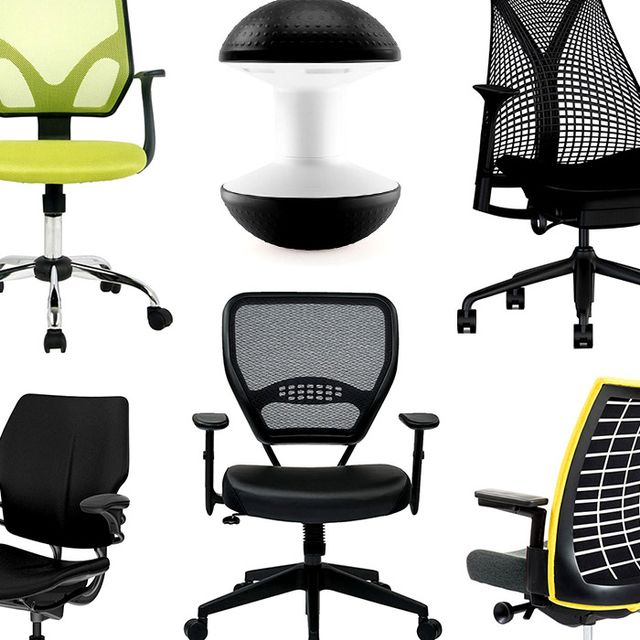 11 Smart Office Chairs That Won't Hurt Your Back