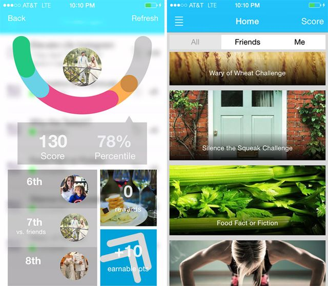 This iPhone App Rewards You For Your Healthy Lifestyle Choices
