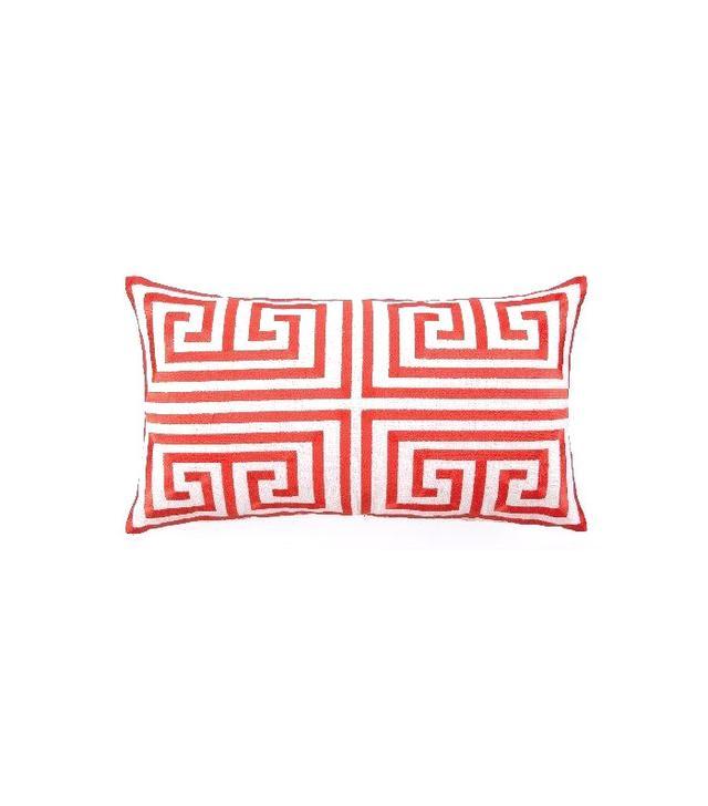 Nanette Lapore Greek Key Pillow