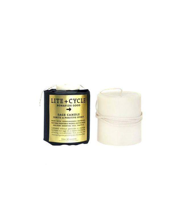 Lite+Cycle Sage Candle