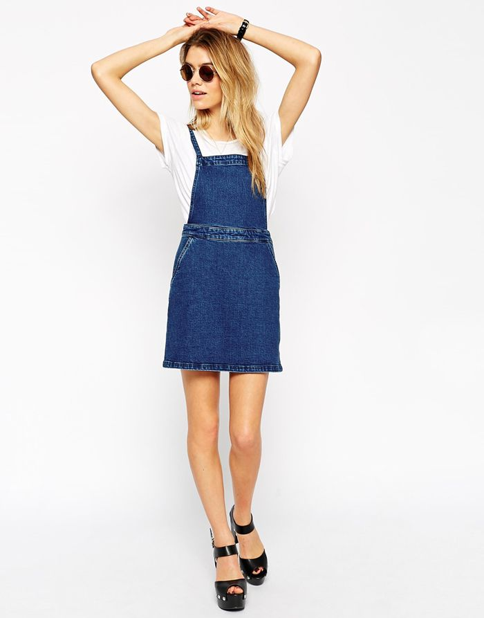 0b5ff699e39 15 Overall Dresses for Total Babe Status | Who What Wear