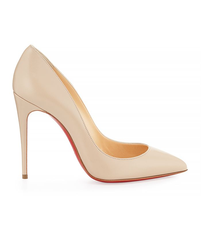 73bd0573786 Finding the Perfect Shade of Nude Pumps Just Got a Whole Lotr | Who ...