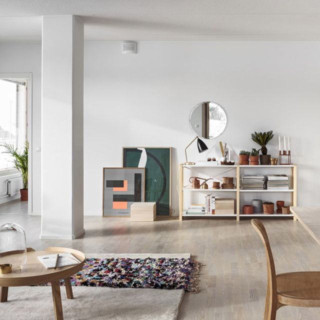 Inside a Bright and Homey Apartment in Finland