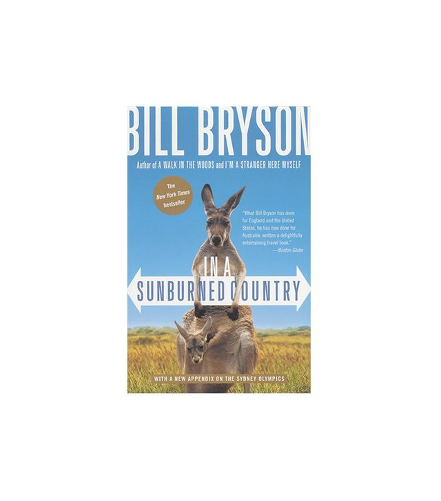 <i>In a Sunburned Country</i> by Bill Bryson