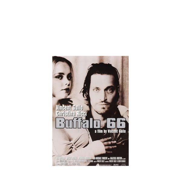 <i>Buffalo '66</i> by Vincent Gallo