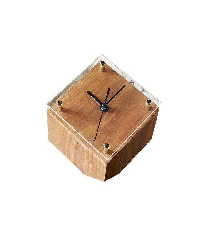 West Elm Mid-Century Desk Clock