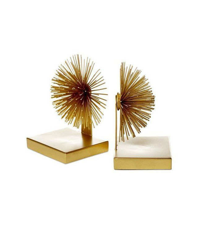 Two's Company Starburst Bookends