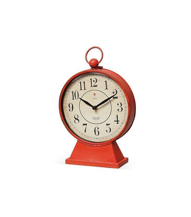 One Kings Lane Watermelon Mantel Clock