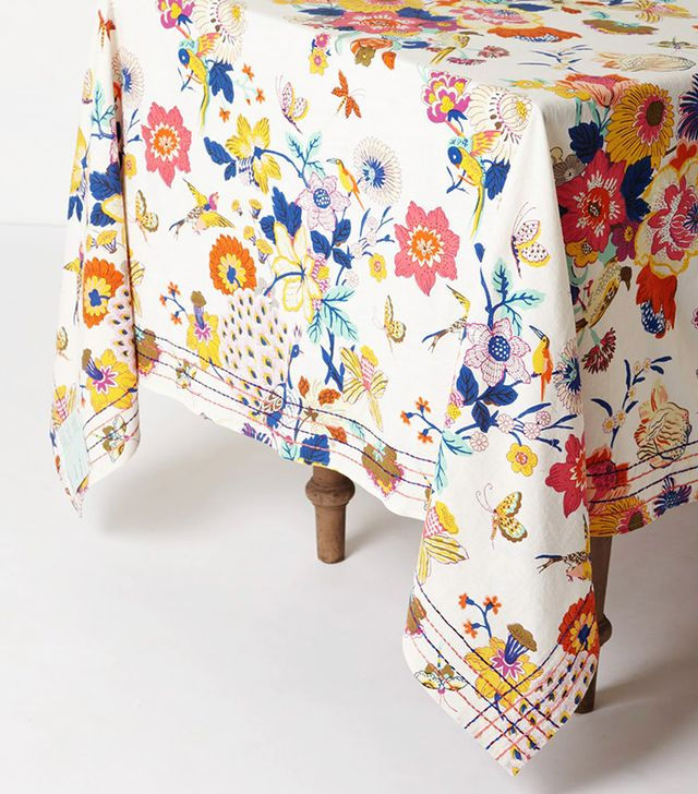 Anthropologie Heredia Tablecloth
