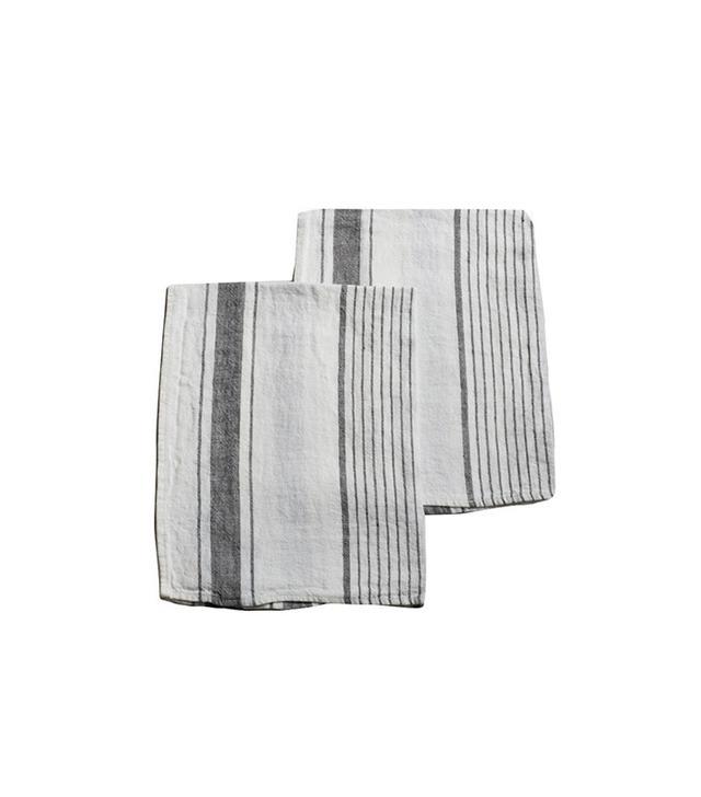 Canvas Linen Tea Towel
