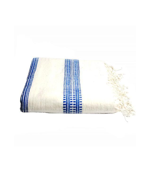 Creative Women Blue Stripe Tablecloth