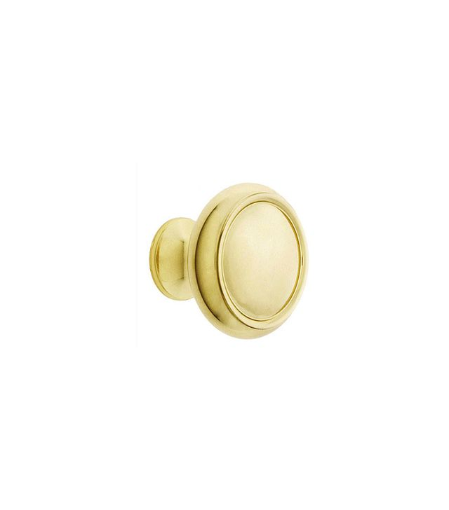 House of Antique Hardware Forged Brass Dome Cabinet Knob