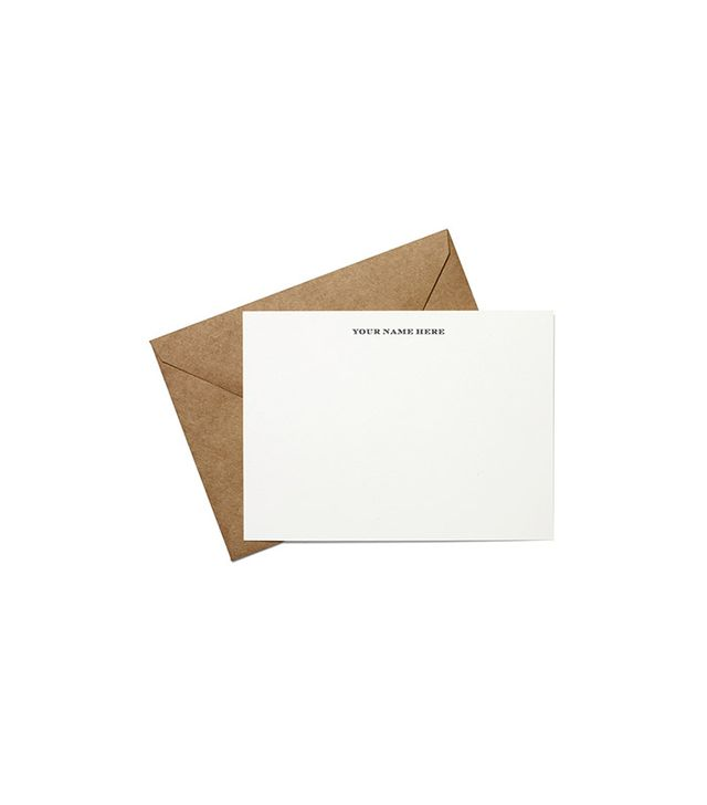 Terrapin Stationer Your Name Here Pack