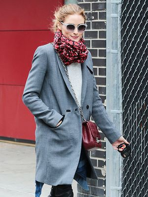 Proof: Olivia Palermo Is Officially the Most Stylish Dog Walker Ever