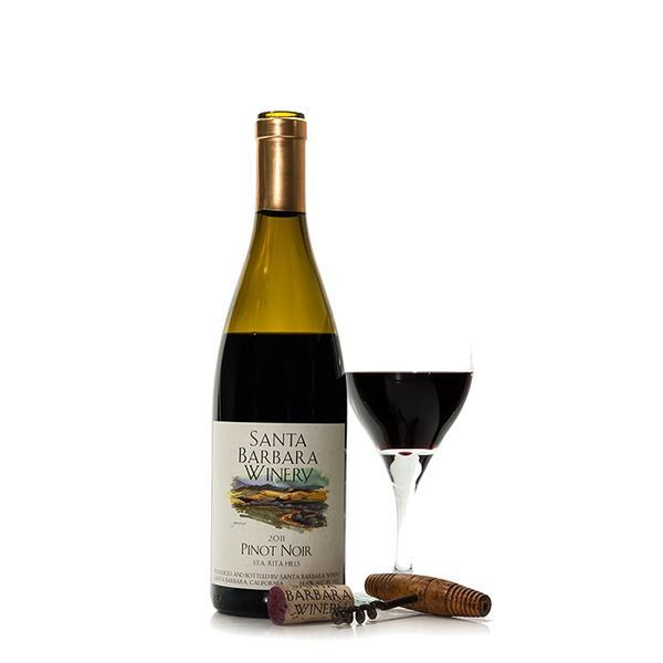 Wine.com Santa Barbara Winery Santa Rita Hills Pinot Noir 2012