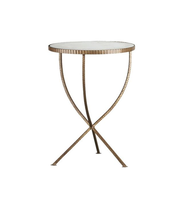 Crate & Barrel Jules Small Accent Table