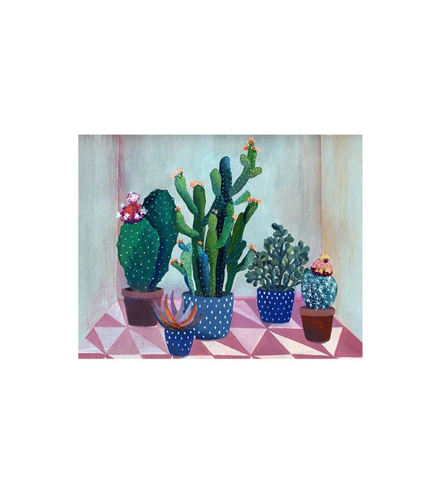 """Cactus Garden"" by Art and People"