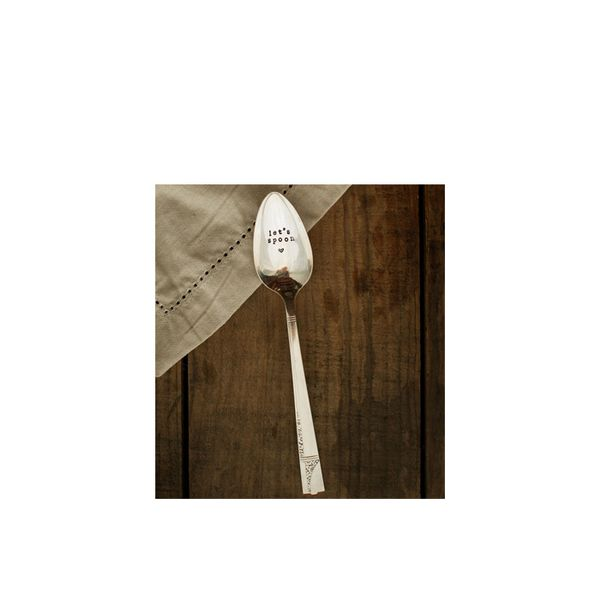 "Milk and Honey ""Let's Spoon"" Spoon"