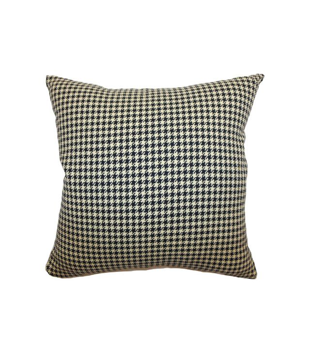 The Pillow Collection Walentin Houndstooth Pillow