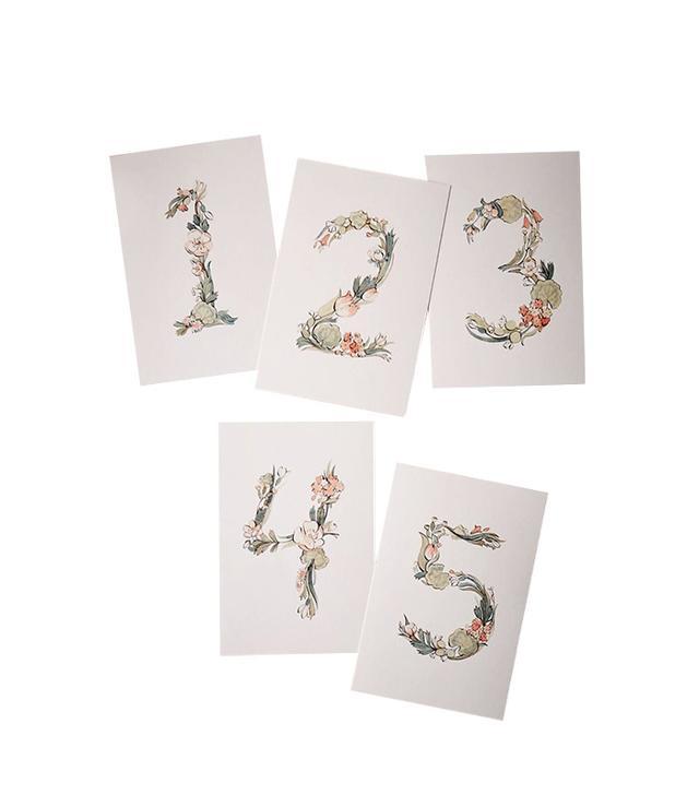 Kelsey Garrity Riley Illustrative Table Numbers