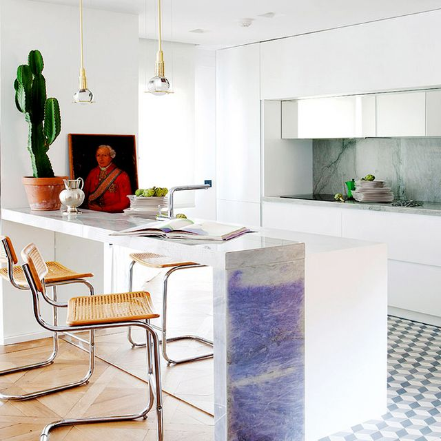 Inside a Chic Apartment in Madrid