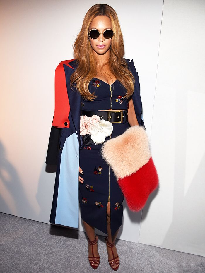 8dfb31514a0b From Miranda Kerr to Beyoncé  The Sunglasses Brands Celebrities Love