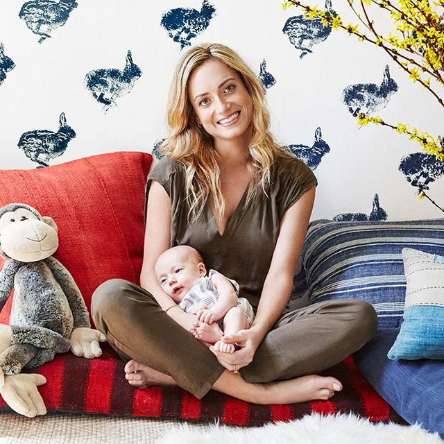Tour a Sophisticated and Playful L.A. Nursery