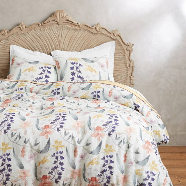 The Prettiest Floral Bedding Around