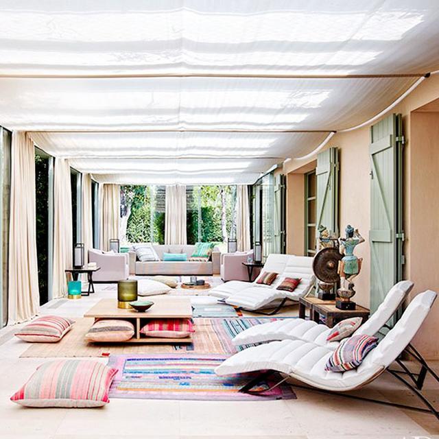 Step Inside Giorgio Armani's Stunning Saint-Tropez Escape