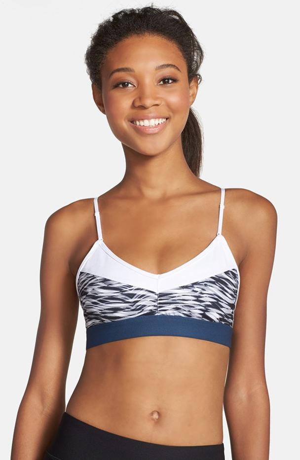 5a8de568e0 Alo Tidal Flow Sports Bra · Shop. Alo Tidal Flow Sports Bra ( 50). 3   15. Calvin  Klein Underwear Flex Motion Convertible Mesh-Trimmed Stretch ...