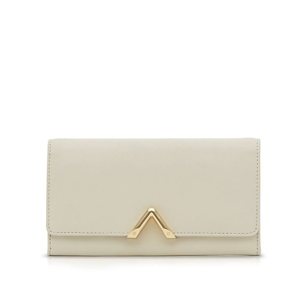 Reiss Chaucer Metal Triangle Trim Wallet