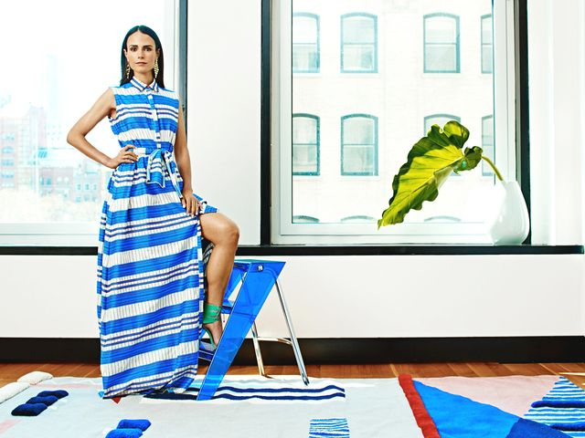 Inside Jordana Brewster's Fearless New York Home