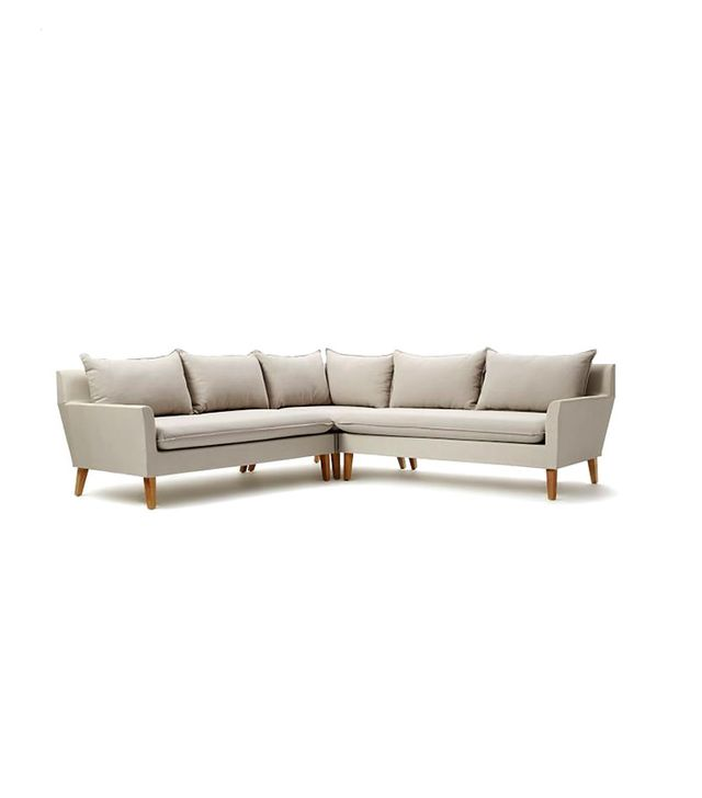 West Elm Bliss Outdoor 3-Piece Sectional