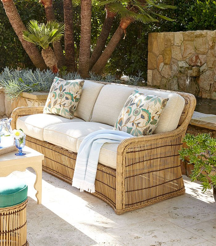 The Chicest Outdoor Furniture To Buy This Season Mydomaine