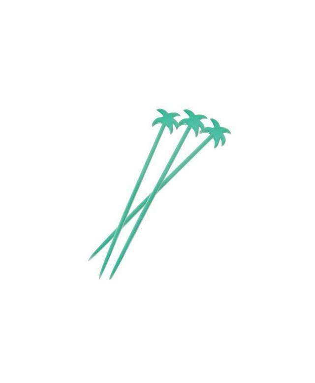Cocktail Accessories Palm Tree Stirrer