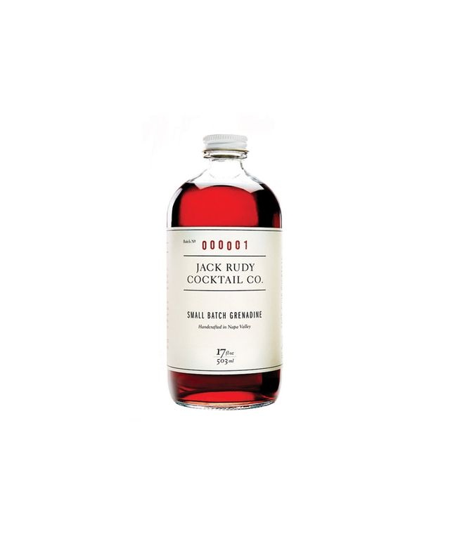 Jack Rudy Cocktail Co. Small-Batch Grenadine