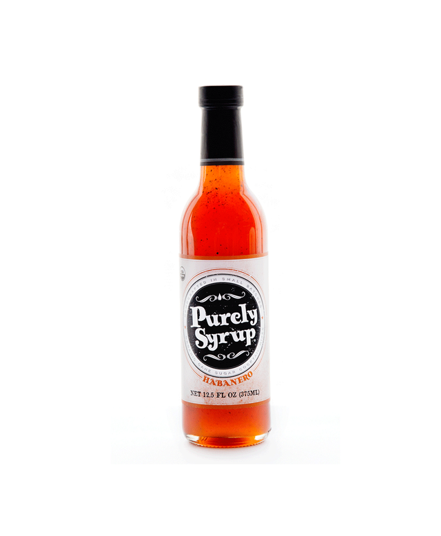 Purely Syrup Co. Habanero Syrup