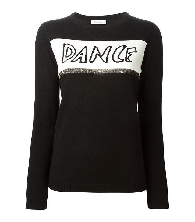 Bella Freud Dance Sweater