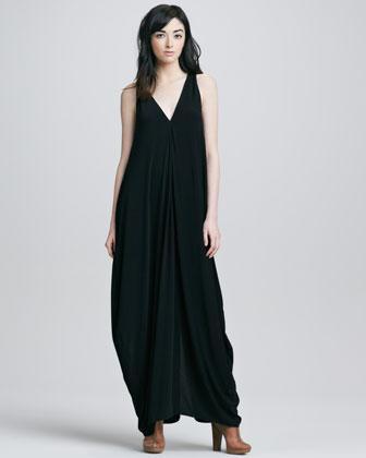 how to make a maxi dress