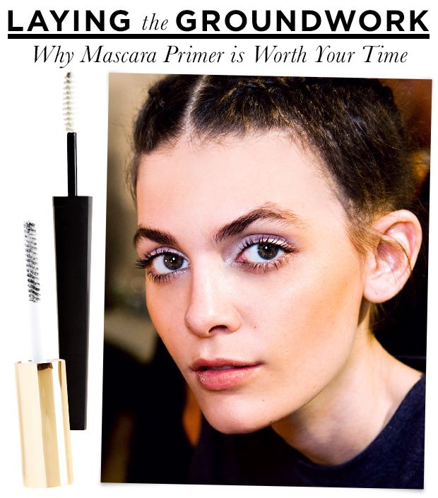 What A Mascara Primer Can Do For Your Lashes Byrdie