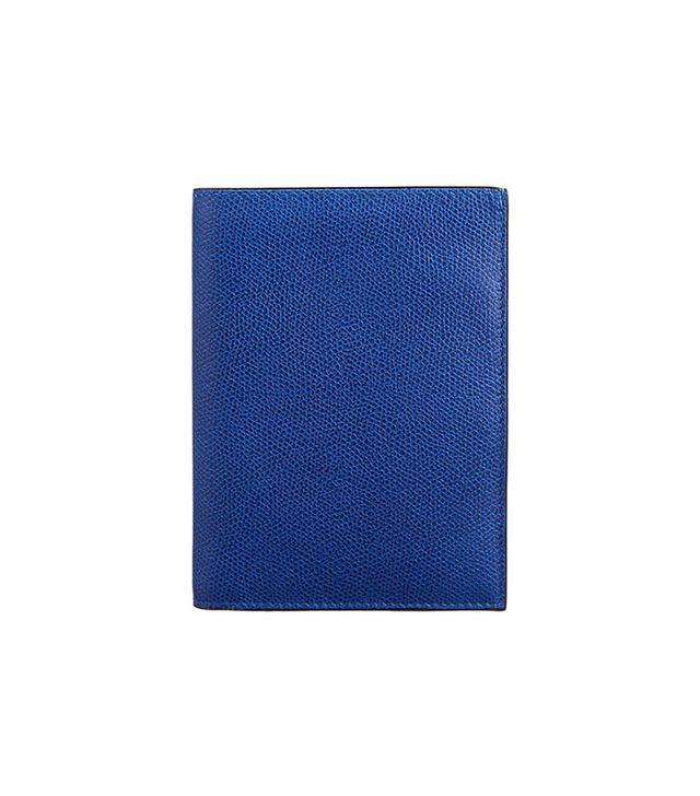Valextra Passport Holder