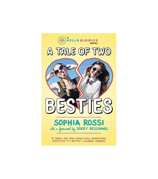 Razorbill A Tale of Two Besties: A Hello Giggles Novel by Sophia Rossi
