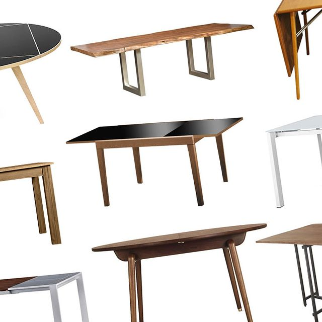 The Best Expandable Tables Fit for a Crowd