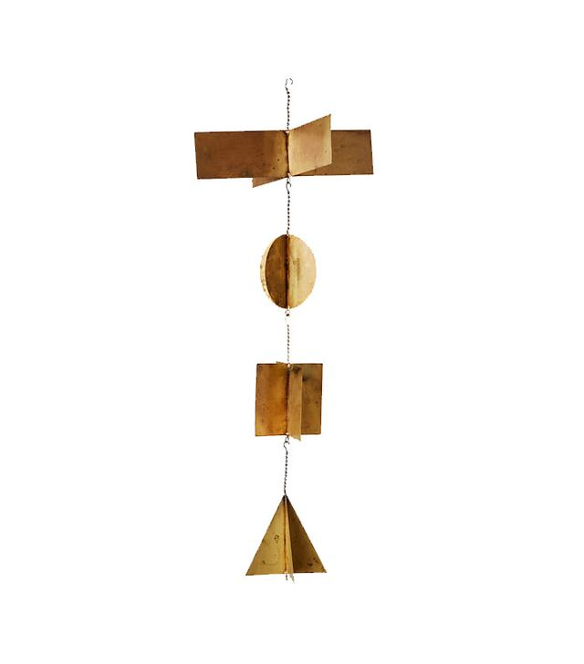 Anthropologie Geo Chime