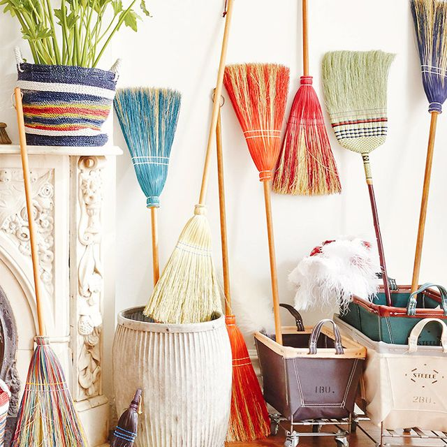 9 Brooms and Brushes You Don't Need to Hide Away